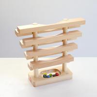 〈3才-大人〉【動きの玩具】【楽器】【インテリア】玉の塔 レインドロップ