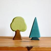 〈2才-大人〉【想像力】【お話作り】オストハイマー 菩提樹 / もみの木