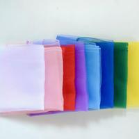 〈0才-7才〉シフォンスカーフ 単色1枚(白・ピンク・赤・紫・水色・青・緑・黄色)