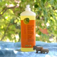 【おしゃれ着用液体洗剤 】 ソネット ナチュラルウォッシュリキッド ウール・シルク用 1L