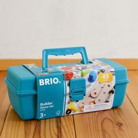 〈3才-〉【組み立て玩具】BRIOビルダー スターターセット (48ピース)