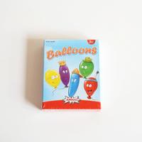 〈購入時期目安:3才〉【ゲーム/絵合わせ】バルーンズ