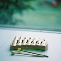 【鉄琴】【聴く・奏で遊び】アウリスグロッケン ペンタトニック7音