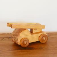 〈2才-〉【車】北欧の消防車 (小)