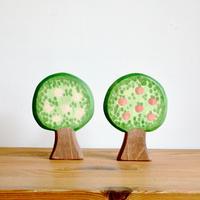 〈2才-大人〉【想像力】【お話作り】オストハイマー りんごの木 / 洋梨の木