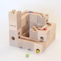 ※次回入荷時期未定※〈5才-〉 【玉の道づくり玩具】cuboro ベーシス