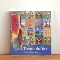 【洋書/手仕事全般】Craft Through the Year
