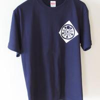 One point Logo T-shirt Navy