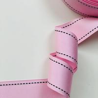 ステッチグログラン pink 40mm