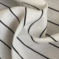pinstripe white