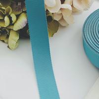 高密度グログランリボン royal blue 20mm