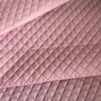 matelassé  baby pink