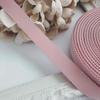 高密度グログランリボン royal pink 15mm