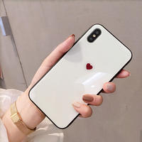 【M311】★iPhone 6 / 6s / 6Plus / 6sPlus / 7 / 7Plus / 8 / 8Plus / X / Xs ★ Heart iPhone ケース ウサギ ハート可愛い