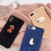 【M110】★ iPhone 6 / 6s / 6Plus / 6sPlus / 7 / 7Plus / 8 / 8Plus / X /XS/Xs max★ シェルカバーケース  秋冬物