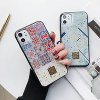【C051】★ iPhone 11/11Pro/11ProMax /7 / 7Plus / 8 / 8Plus / X/ XS / Xr /Xsmax ★ シェルカバー ケース  Glitter