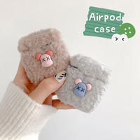 【MS223】♡Acessories♡airpods ケース カバー ファー
