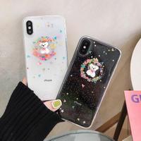 【N369】★ iPhone 6 / 6sPlus / 7 / 7Plus / 8 / 8Plus / X /XS /XR/Xs max★ シェルカバーケース  Bear