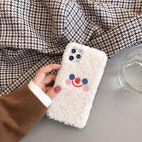 【N902】★ iPhone 11/11Pro/11ProMax/ 7 / 7Plus / 8 / 8Plus / X/ XS / Xr /Xsmax ★  ケース  fur smile
