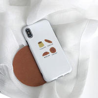 【N264】★ iPhone 6 / 6sPlus / 7 / 7Plus / 8 / 8Plus / X/XS / Xr /Xsmax ★ シェルカバー ケースYummy Cookie