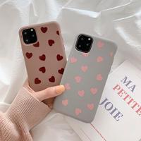 【M291】★ iPhone11/Pro/ProMax/ 6 / 6sPlus / 7 / 7Plus / 8 / 8Plus / X /XS /XR/Xs max★ シェルカバーケース Love