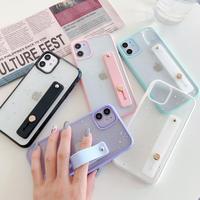 【C317】★ iPhone SE/11/11Pro/11ProMax/7 / 7Plus / 8 / 8Plus / X/ XS / Xr /Xsmax ★  ケース 5色 シンプル