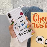 【N607】★iPhone 6 / 6sPlus / 7 / 7Plus / 8 / 8Plus / X / Xs / XR/ Xsmax ★iPhone ケース ホワイト