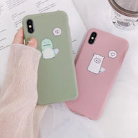 【N407】★ iPhone 6 / 6sPlus / 7 / 7Plus / 8 / 8Plus / X /XS /XR/Xs max★ シェルカバーケース かわいい