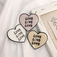 国内発送【MS250】♡スマホリング♡  グリップ LOVE LOVE LOVE