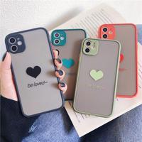 【C250】★ iPhone SE/11/11Pro/11ProMax/7 / 7Plus / 8 / 8Plus / X/ XS / Xr /Xsmax ★  ケース 4色 シンプル