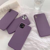 【N854】★ iPhone 11/11Pro/11ProMax/ 6s/6plus/ 7 / 7Plus / 8 / 8Plus / X/ XS / Xr /Xsmax ★  ケース Purple