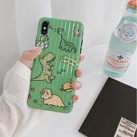 【N547】★iPhone 6 / 6sPlus / 7 / 7Plus / 8 / 8Plus / X / XS / XR / XsMax ★iPhone ケース Green or Pink