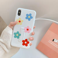 【N522】★iPhone 6 / 6s / 6Plus / 6sPlus / 7 / 7Plus / 8 / 8Plus / X / XS/XR/XsMax ★iPhone ケース  Flowers