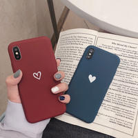 【M929】★ iPhone 6 / 6s / 6Plus / 6sPlus / 7 / 7Plus / 8 / 8Plus / X/XS ★ シェルカバー ケース heart to heart