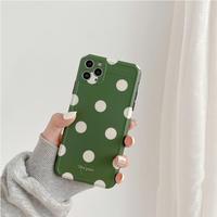【C398】★iPhone SE/11/11Pro/11ProMax /7/7Plus /8/ 8Plus / X / Xs/XR/XsMax ★iPhone ケース  Green