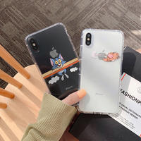 【N748】★ iPhone 6 / 6sPlus / 7 / 7Plus / 8 / 8Plus / X /XS /XR/Xs max★ シェルカバーケース