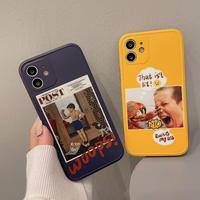 【D135】★ iPhone 12/11/Pro/ProMax /7/8Plus/ X /XS /XR/Xs max★ シェルカバーケース お洒落