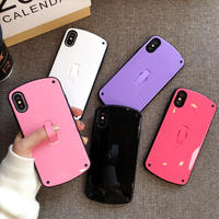 【N177】★ iPhone 6 / 6sPlus / 7 / 7Plus / 8 / 8Plus / X /XS /XR/Xs max★ シェルカバーケース Color