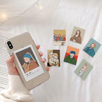 【N387】★iPhone 6 / 6s / 6Plus / 6sPlus / 7 / 7Plus / 8 / 8Plus / X / Xs ★iPhone ケース クリア + カード