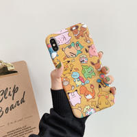 【N478】★iPhone 6 / 6s / 6Plus / 6sPlus / 7 / 7Plus / 8 / 8Plus / X / Xs ★iPhone ケース LOVELY