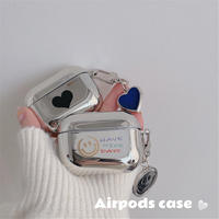 【MS348】♡Acessories♡ Airpods  Pro ケース   Airpods 1/2 カバー