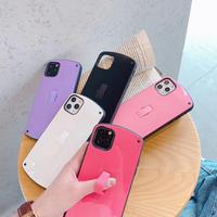【N177】★ iPhone11/11Pro/11ProMax/6/6sPlus /7/7Plus /8/ 8Plus / X /XS /XR/Xs max★ シェルカバーケース Color