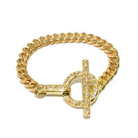 Mantel Full Diamond Chain Ring