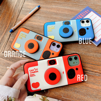 Candy Camera with Grip iPhone case
