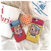 Tapioca Kids iPhone case