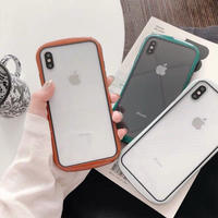 Autumn Colors Frame iPhone case