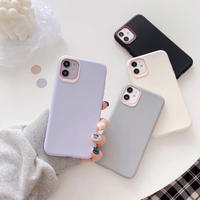 Simple Pure Colors iPhone case