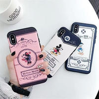 【Disney】Name Cards iPhone case