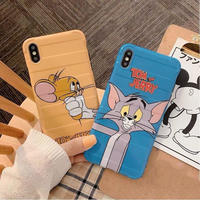 Tom n Jerry Couple iPhone case