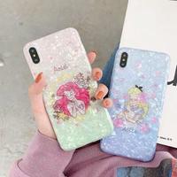 【Disney】Ariel Alice Shell iPhone case